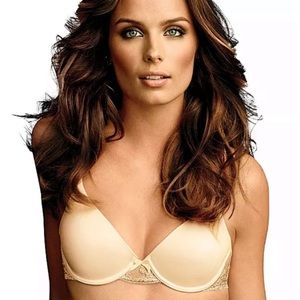 Maidenform Comfort Devotion T-Shirt Demi Cup Bra